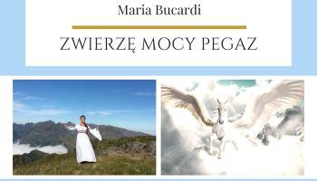 Maria Bucardi Zwierzę Mocy znaczenie Pegaz