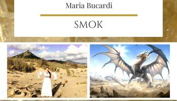 Maria Bucardi Zwierzę Mocy znaczenie Smok